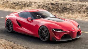 Новая Toyota Supra