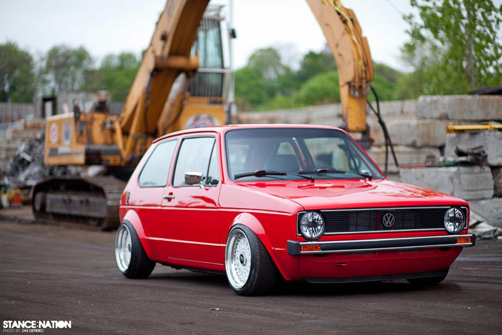 VW golf 1 Golf GTI Mk1
