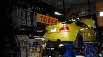 автомастерская гараж