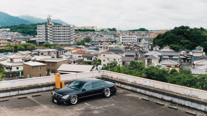 стенс Toyota Celsior - Lexus LS430