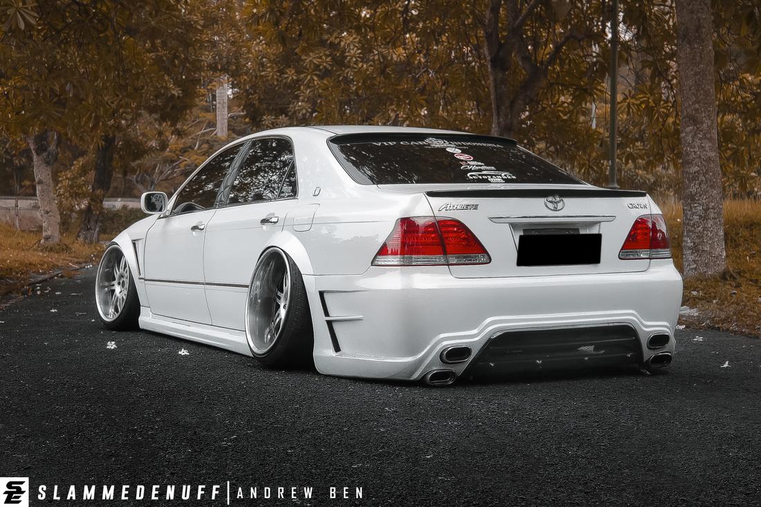 стенс Toyota Crown