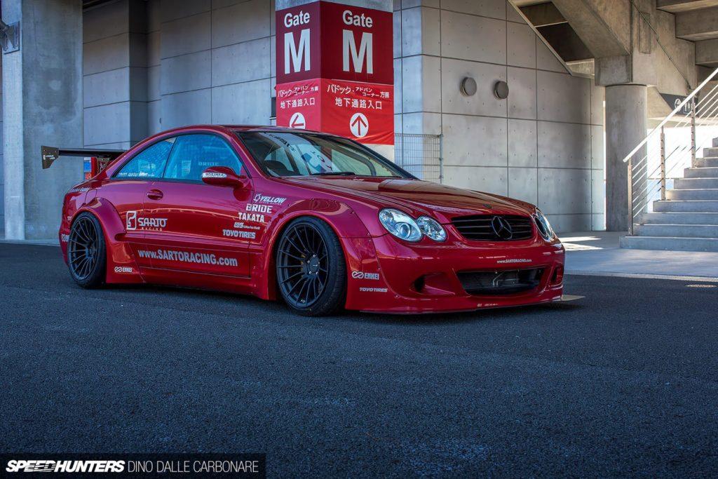 стенс проект Mercedes-Benz