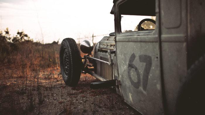 Хот-род своими руками - 1928 FORD MODEL A BMW-POWERED