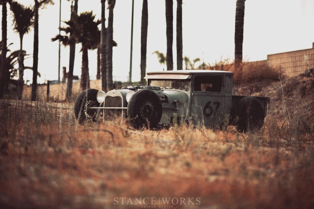 Хот-род своими руками - 1928 FORD MODEL A BMW-POWERED 21