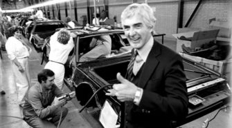 John Zachary DeLorean