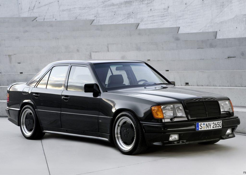 Mercedes-Benz W124 AMG