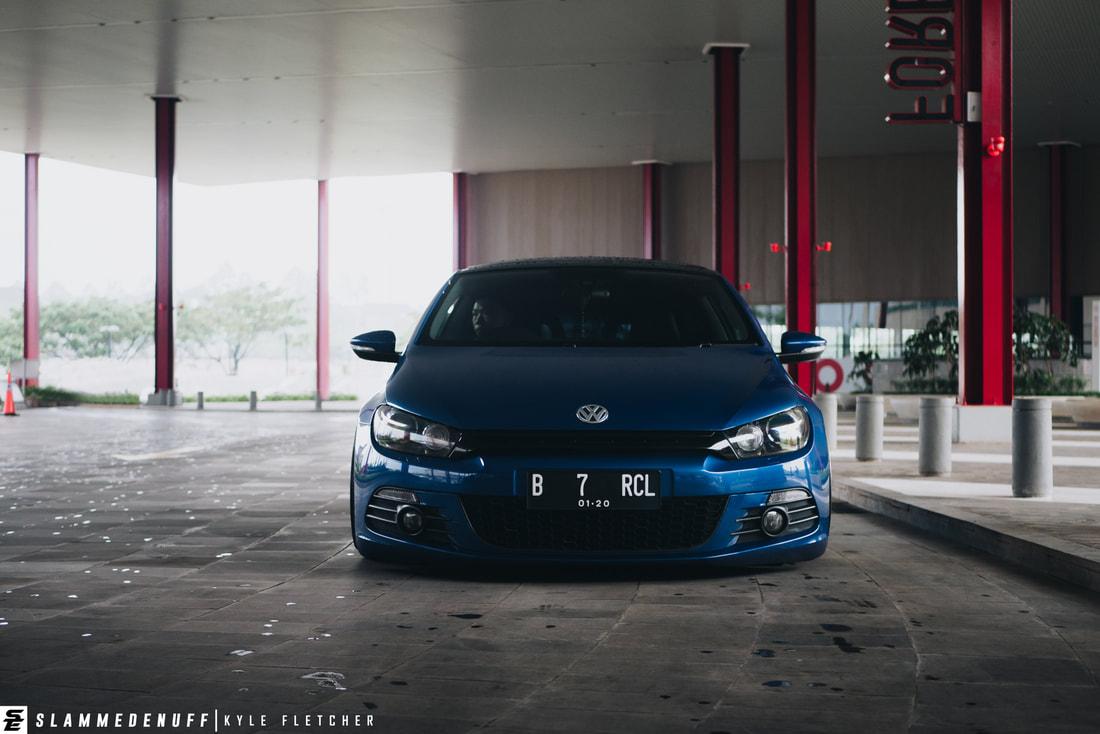 Volkswagen Scirocco - стенс проект
