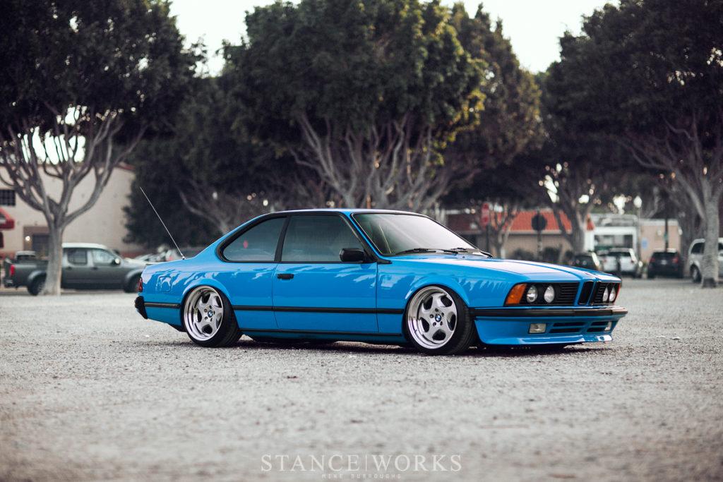 BMW E24 635 CSi M6