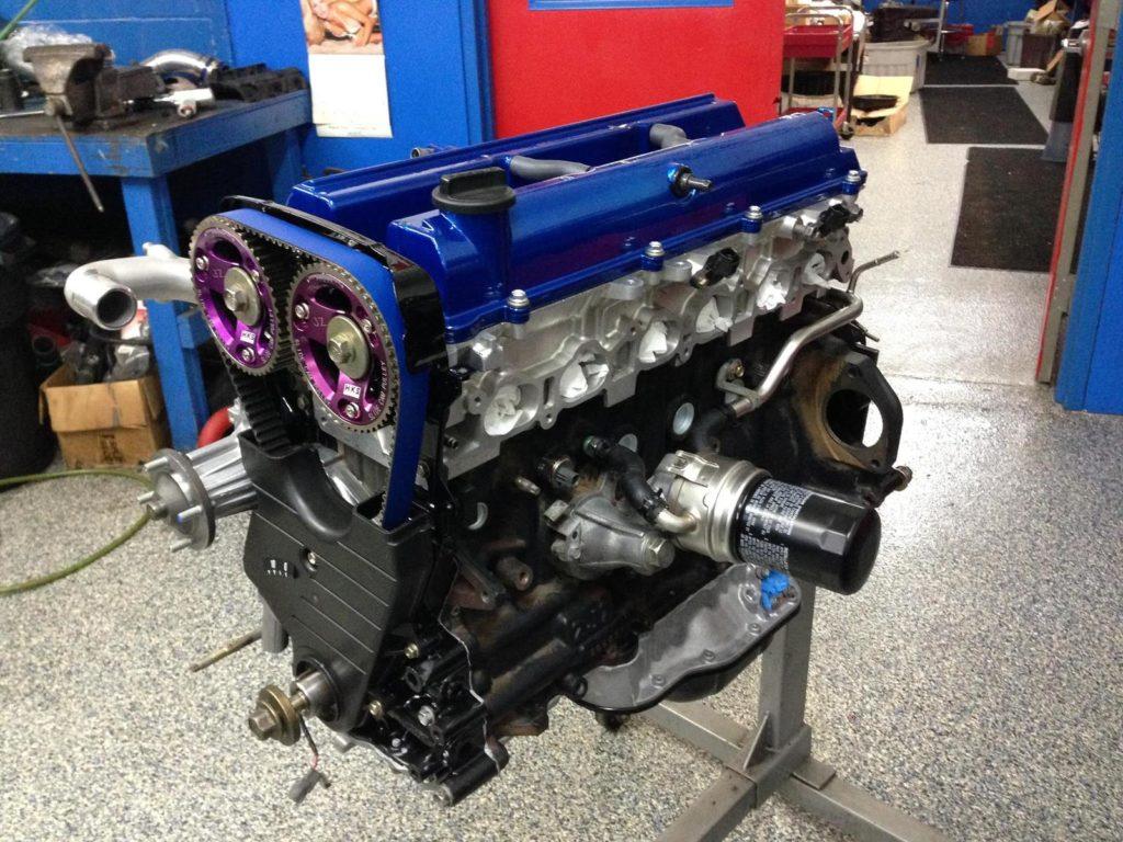 Легендарные Японские моторы 1JZ GTE 2JZ GTE - Все про свап