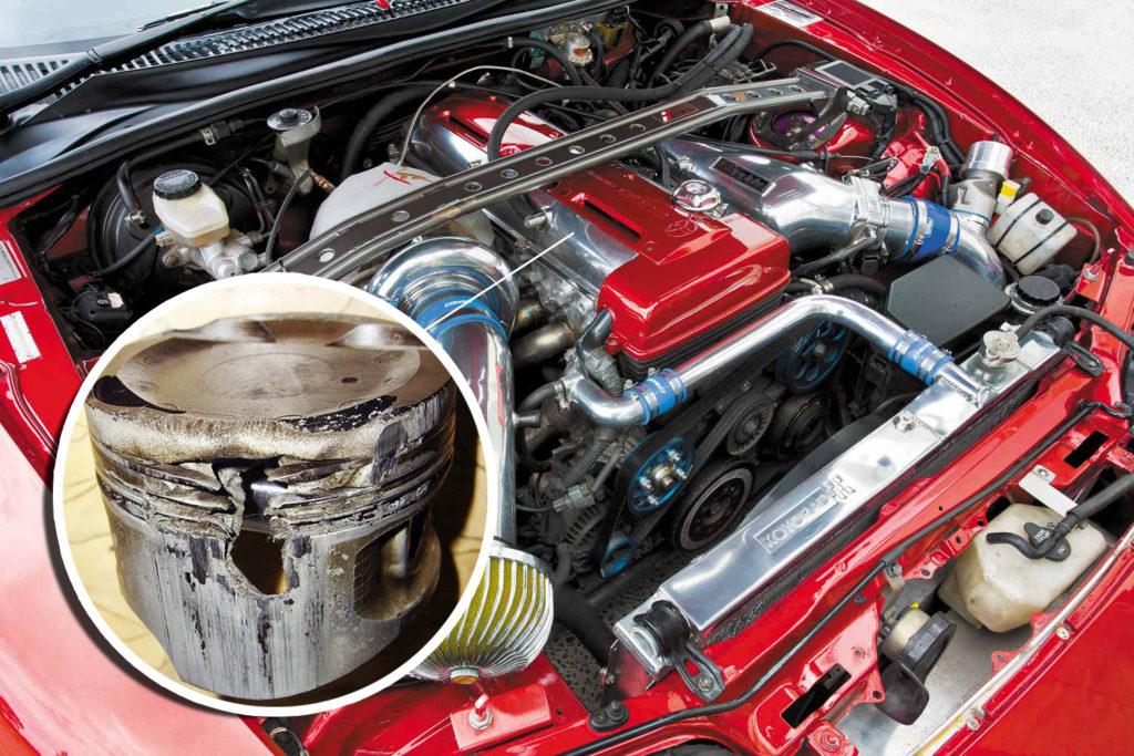 Во сколько действительно обходится 500 сил на моторе JZ GTE?