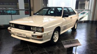 Автомобильный музей Audi