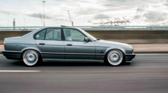 BMW 540 E34 M60