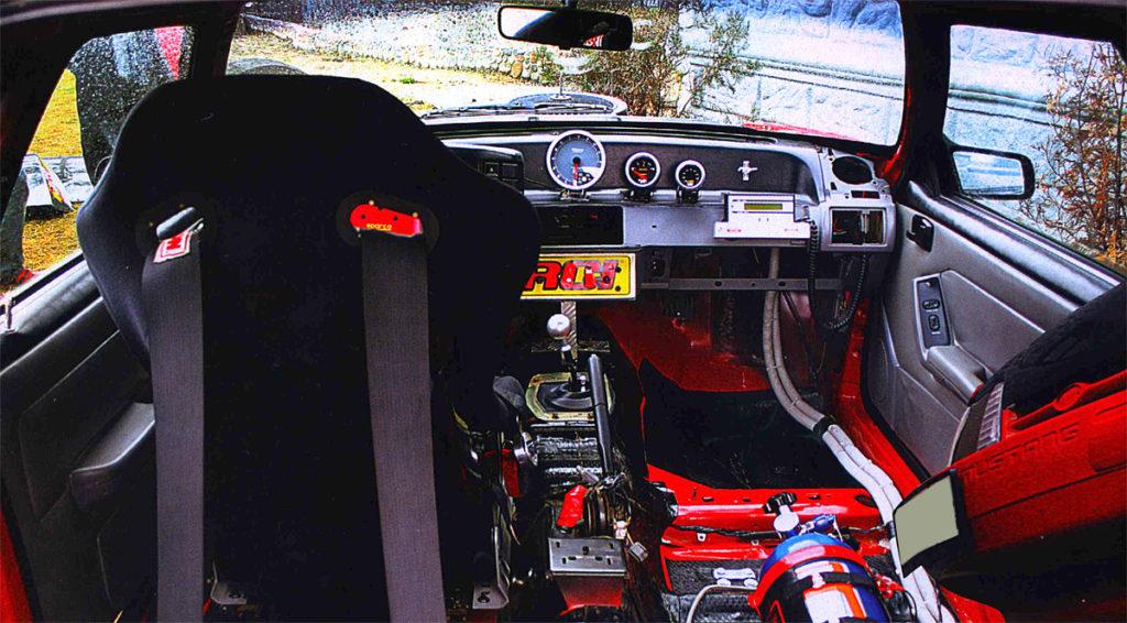 Страсть Максима к «Мустангам» Ford Mustang GT 1988