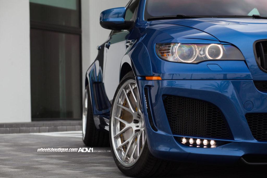 Неприлично крутой хомяк – тюнинг BMW X6 от компании Lumma Design