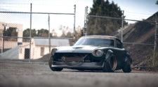 Rocket bunny - Спортивные амбиции - Datsun - 240z