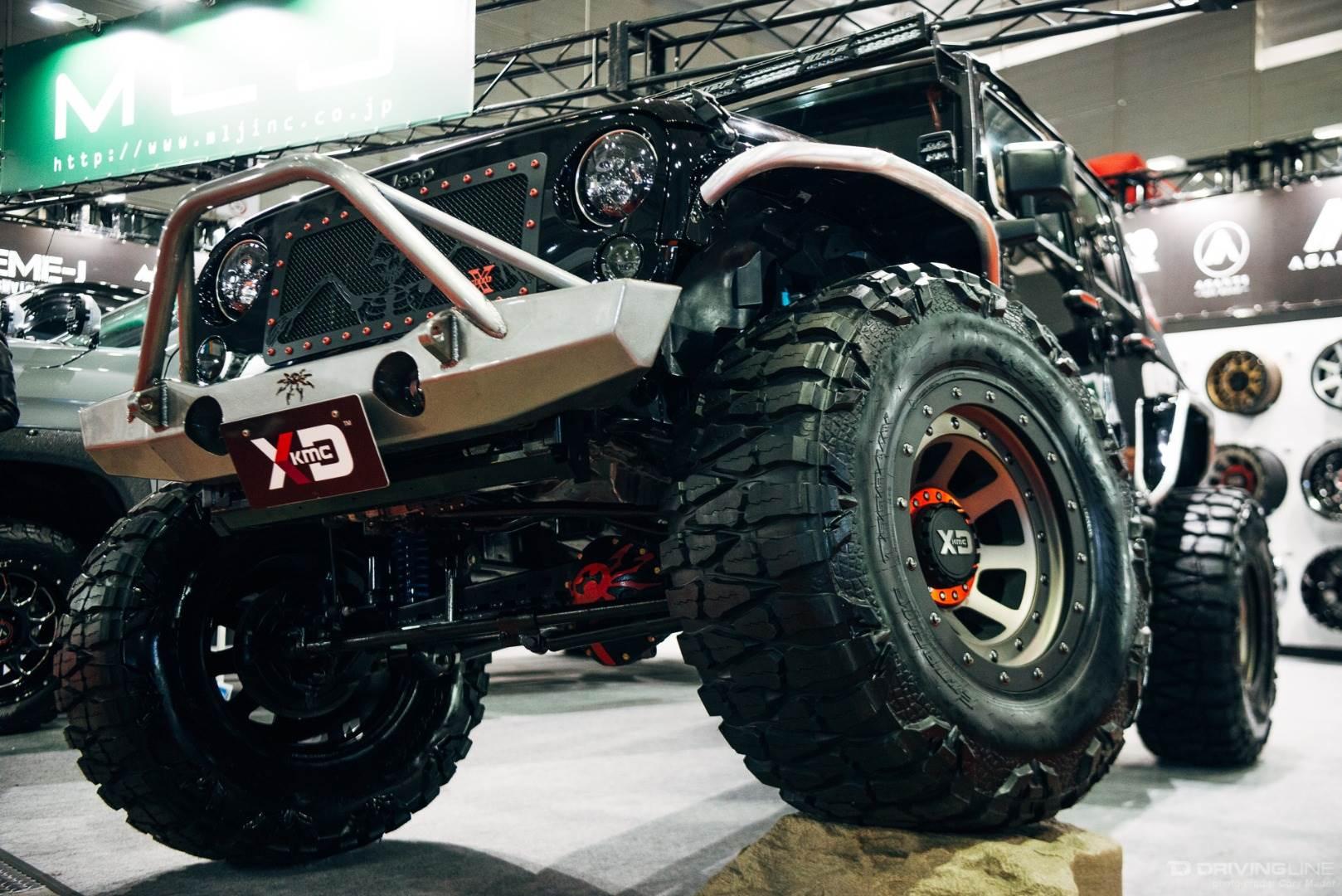 Токийский Автосалон 2018 - авто тюнинг шоу-выставка крупнейшего масштаба