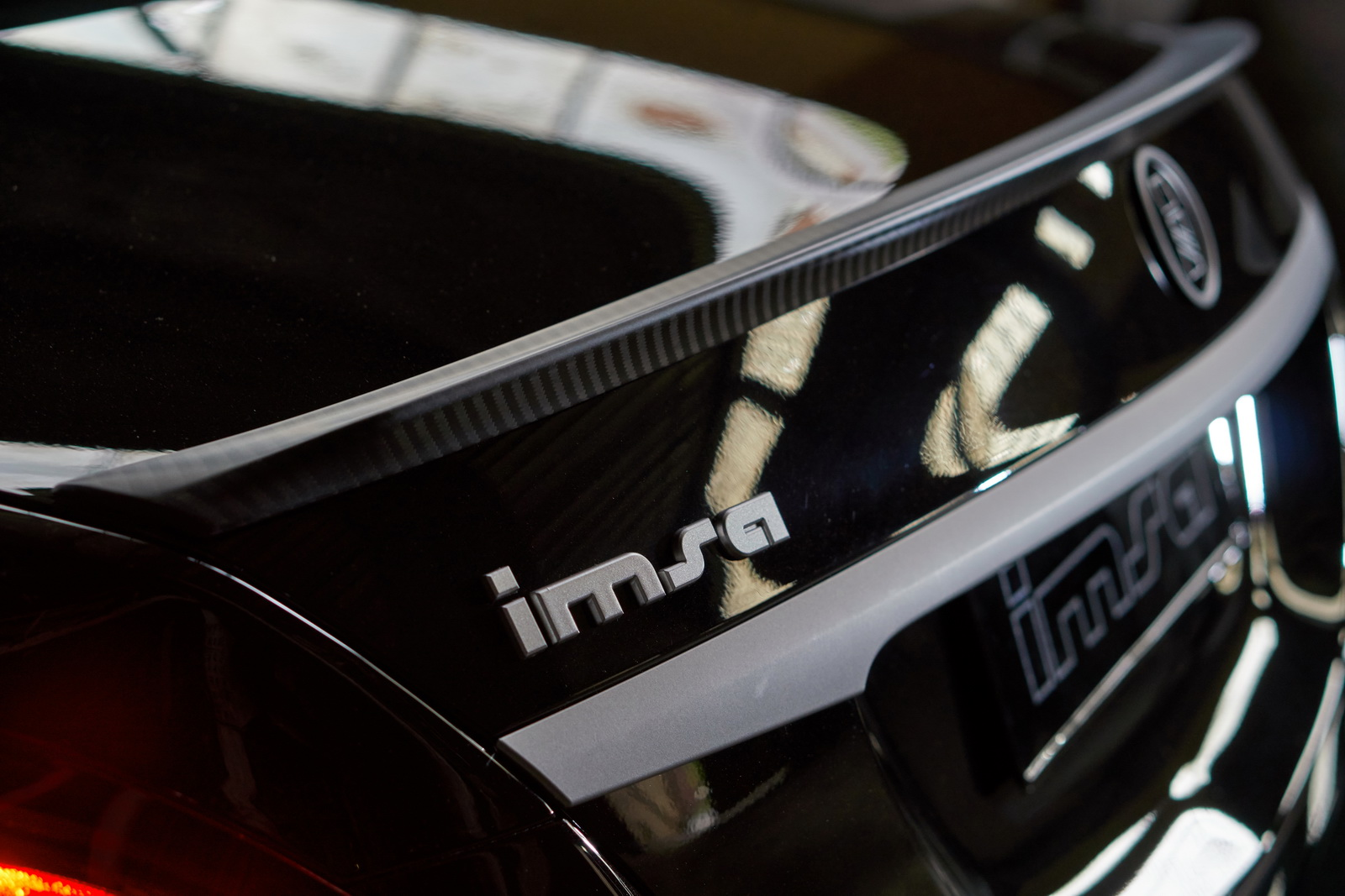 Тюнинг компания ISMA - прокачала 4-х литровый мерин