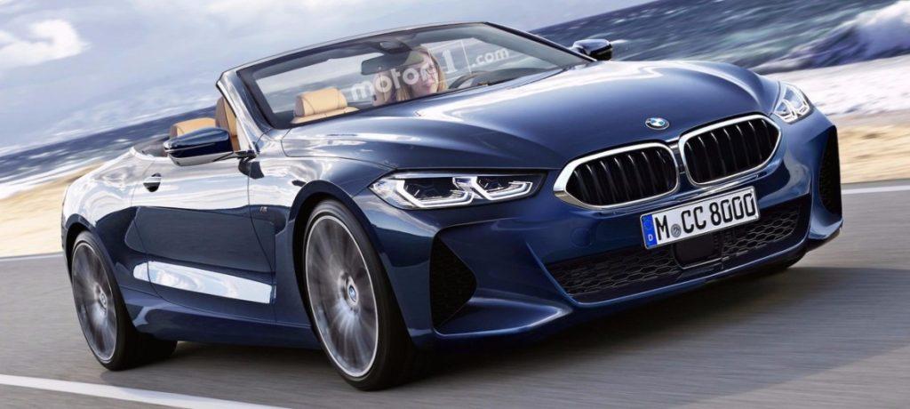 Кабриолет BMW 8-Series испытали за Полярным кругом