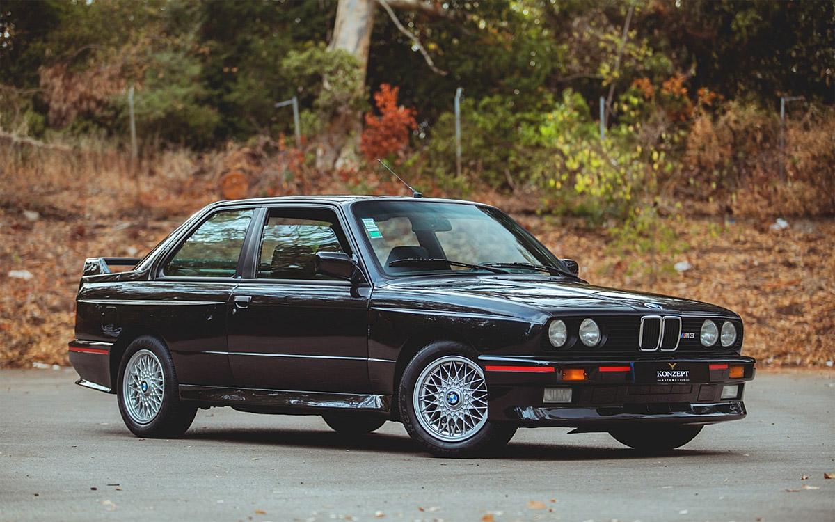 БМВ М3 Е30 - Легендарное семейства BMW