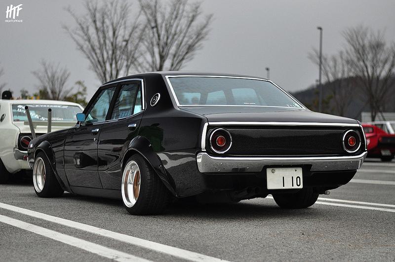Hakosuka PGC10 - Nissan Skyline первого поколения