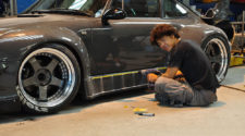 Хулиганский мир Накаи-сан - JDM проект Porsche 911