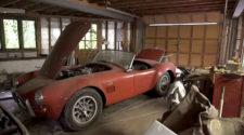 Настоящее сокровища обнаружили в заброшенном гараже