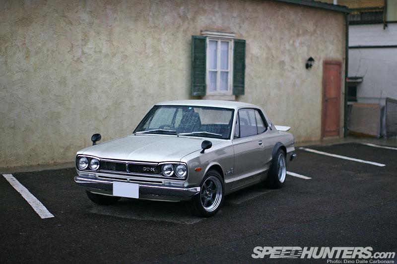 Nissan KPGC10 Hakosuka