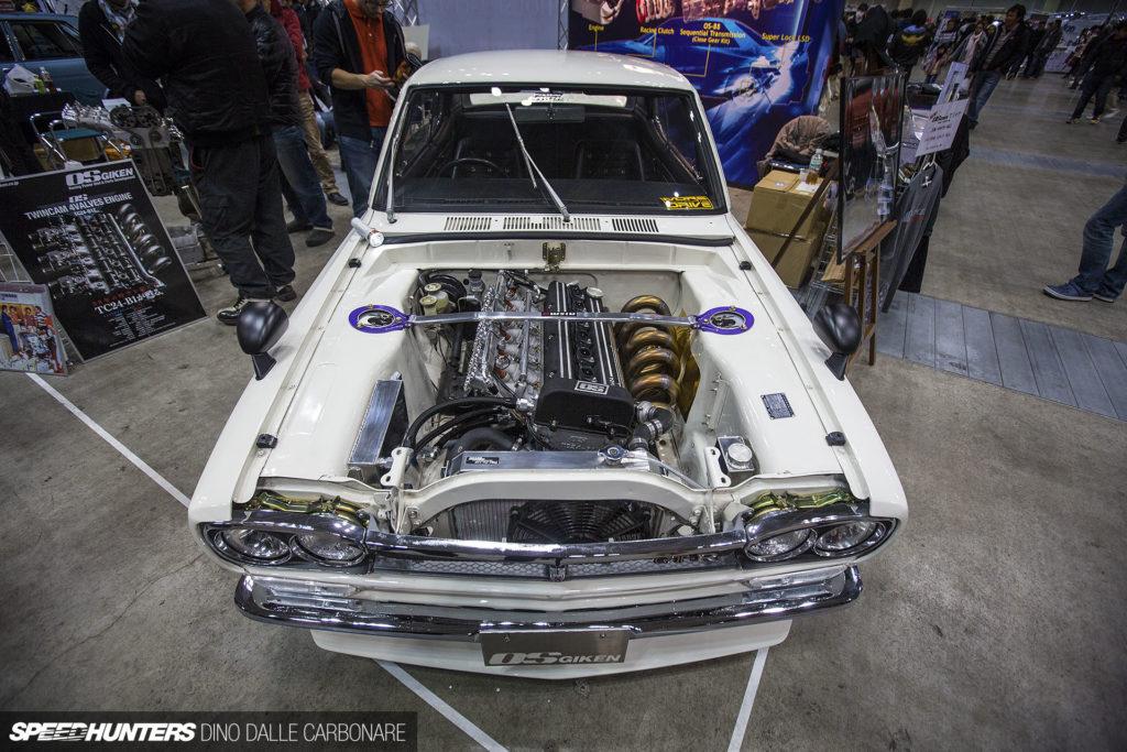 Nissan KPGC10 Hakosuka - как сделать Японский эксклюзив?