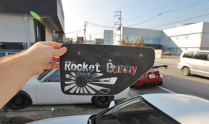 Rocket bunny - Легендарный обвес рокет банни от Кеи Миура