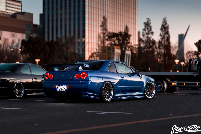 Stance Nation Japan G Edition - 950 stance автомобилей