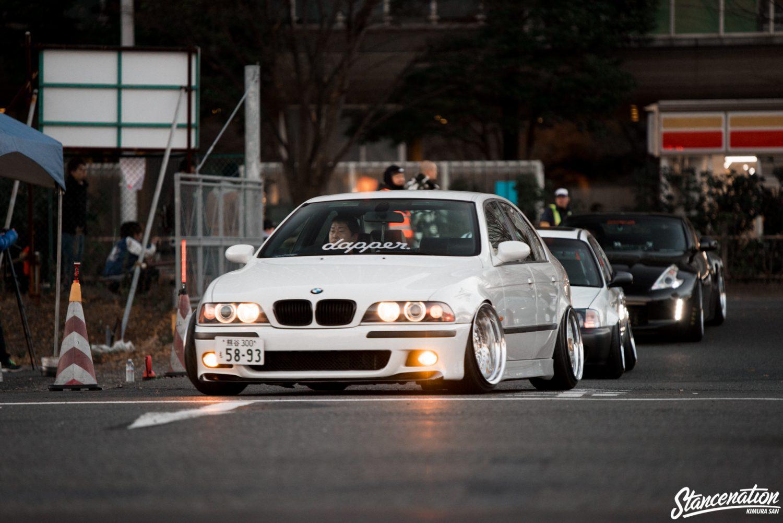 Stance Nation Japan G Edition - 950 stance автомобилей (вторая часть)