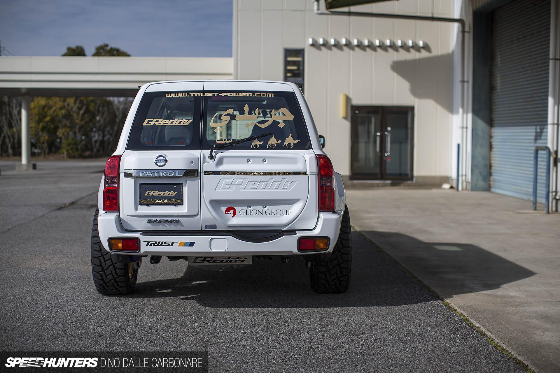 Второе рождение - самый быстрый Nissan Patrol - 2000 л. с