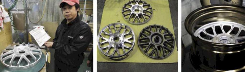 WORK Wheels - Технология изготовления дисков