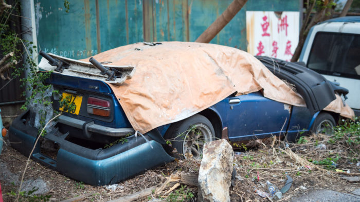 Автомобили Гонконга – неповторимое сочетание культовых моделей