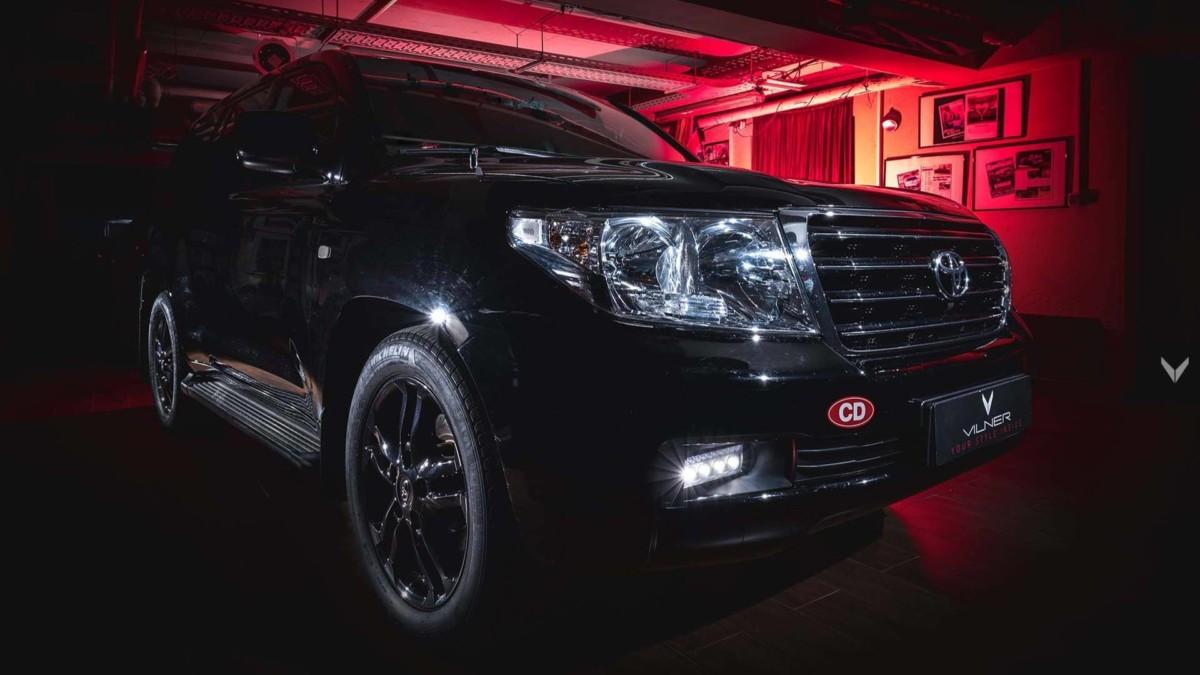 Болгары из ателье Vilner скрестили Toyota Land Cruiser с BMW 5 Series