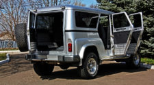 Как скрестит УАЗ-3153 с Nissan Patrol.