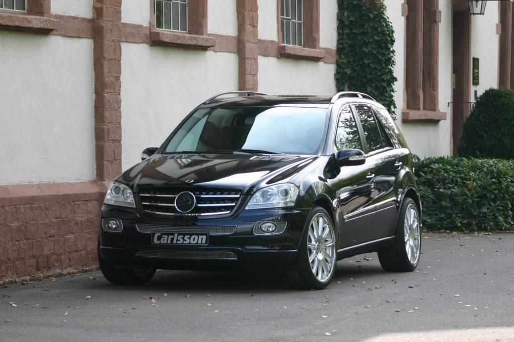 Тюнинг ателье для Mercedes-Benz ML W164