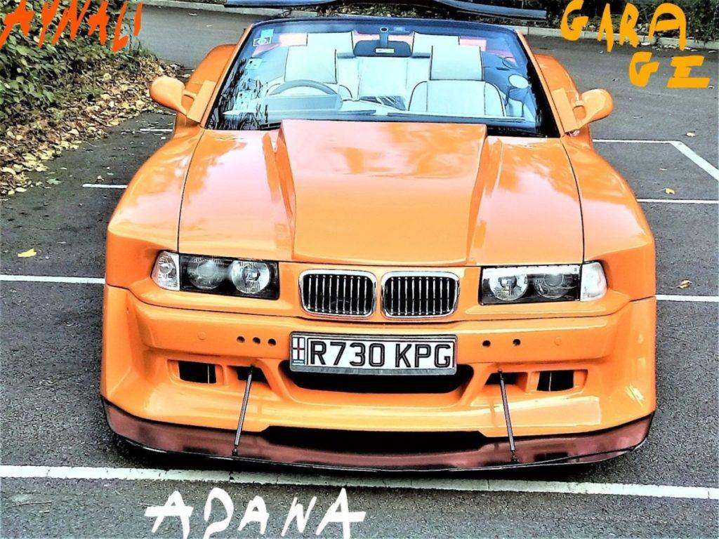 Зачем колхозить такие машины? гнинюТ BMW M3 E36 2