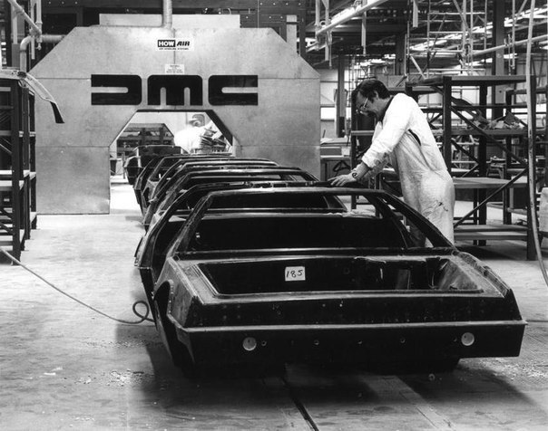 1982 DeLorean DMC-12 Винтажный тест-драйв