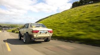 Электрическая Honda Accord 1993 года Teslonda набирает сотню не хуже Теслы