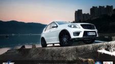 Китайские тюнеры изRevoZport Racing Technology прокачалиMercedes-Benz ML 63 AMG