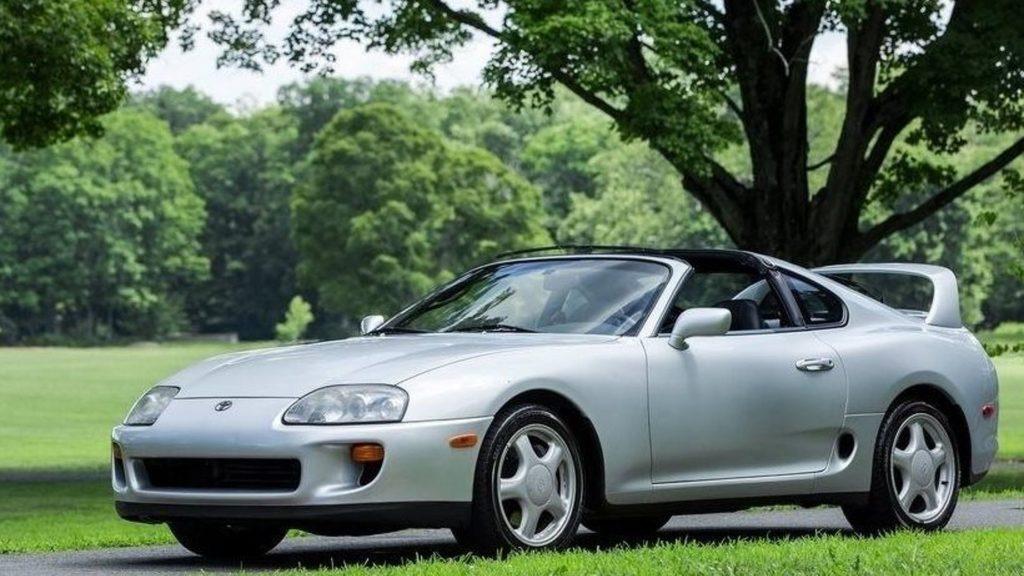 Причины по которым Toyota Supra стала легендарной