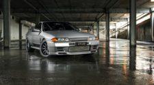 Встреча с одним из самых впечатляющих проектов - Skуlinе GT-R R32
