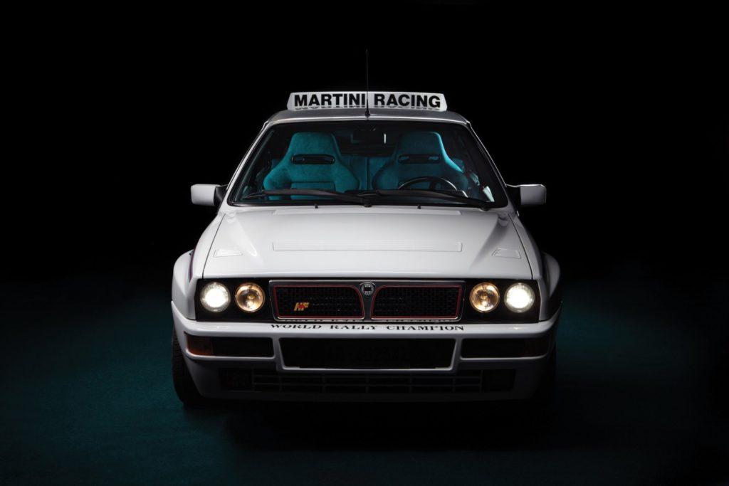 Звездный десант - Lancia Delta hf integrale
