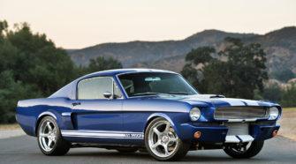 Культовый Ford Mustang 60-х вернули в производство