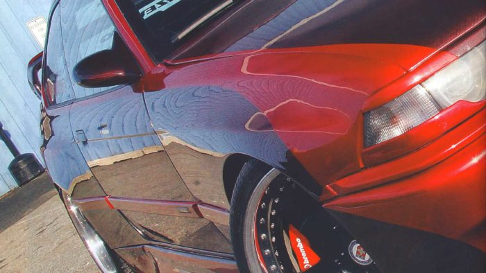 6 секунд славы Двойной форсаж - Карбоновый Бумер BMW E36 M3
