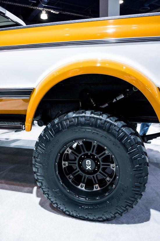 «Герцог» — Chevy С50, мастерски переделанный в пикап
