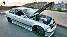 Нестандартная БВМ с электромотором - BMW М3 E36