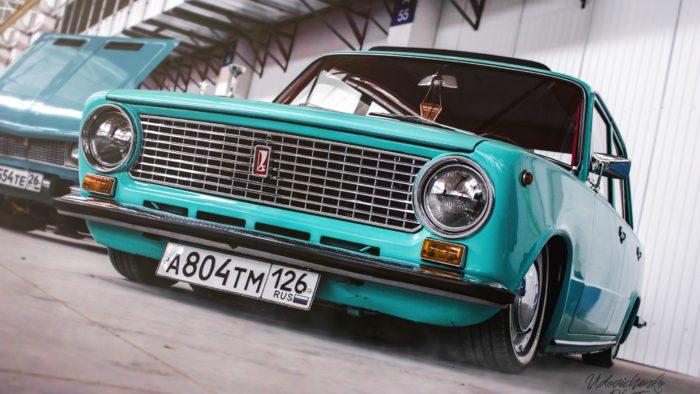 Шикарная , изумительная , идеальная ВАЗ 2101