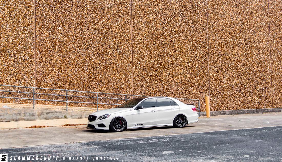Тюнеры из Prestige Wheel House потрудились над Mercedes-Benz e350 2013 года